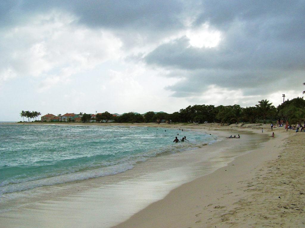 CoffeeMeetsBeach - Best Beaches in Guadeloupe Raisins Clairs