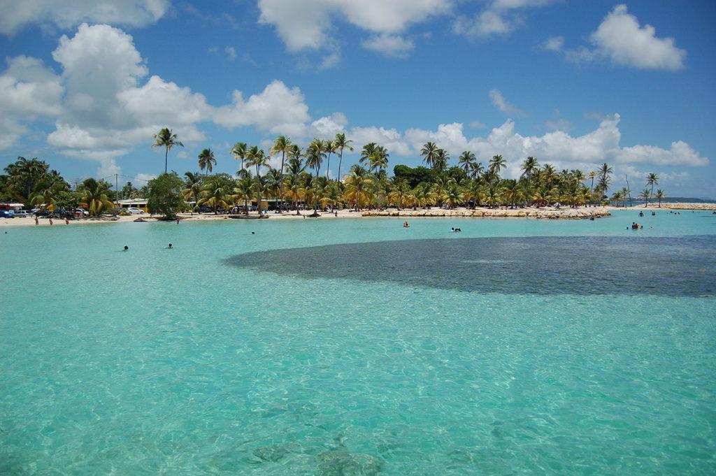 CoffeeMeetsBeach - Best Beaches in Guadeloupe Sainte Anne Plage La La Caravelle