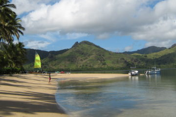 Best Beaches in Fiji - Coffee Meets Beach