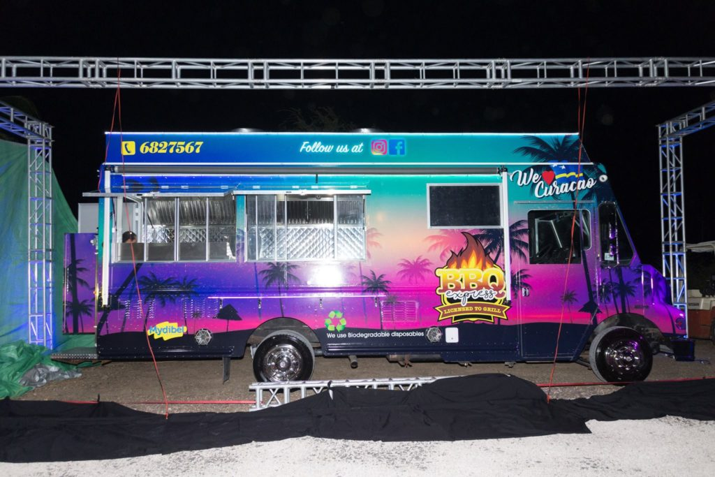 BBQ Express Curacao CoffeeMeetsBeach - Best Food Trucks in the Caribbean