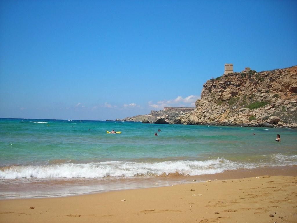 Għajn Tuffieħa-Best Beaches in Malta- Coffee Meets Beach