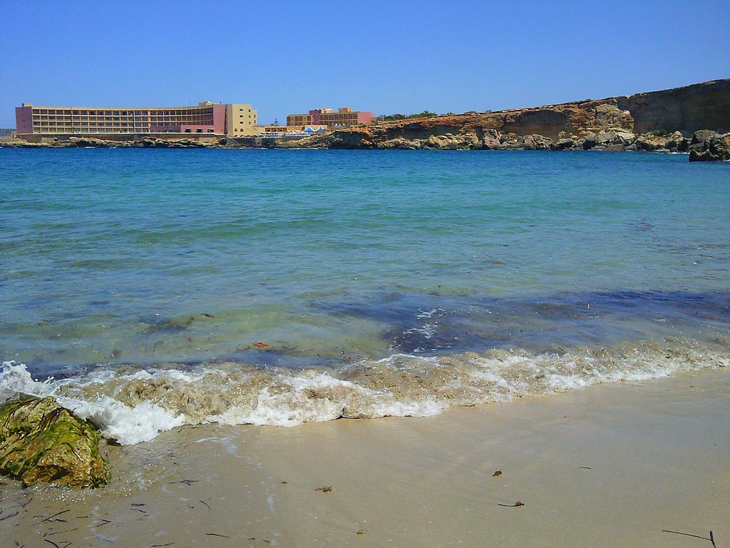 Paradise Bay - Best Beaches in Malta- Coffee Meets Beach