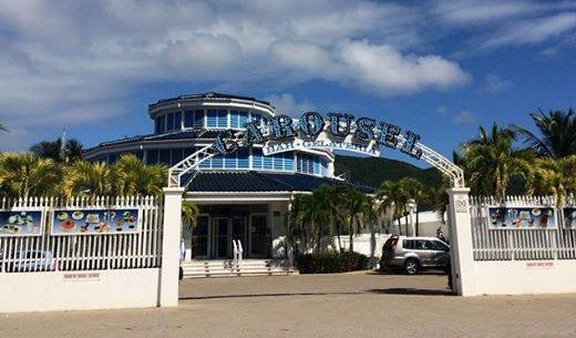 Carousel St Martin - Best Ice Cream in Caribbean - Coffee Meets Beach