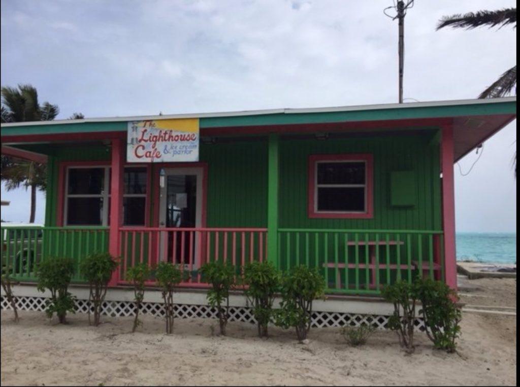 Lighthouse Cafe Exuma - Best Ice Cream in the Caribbean - Coffee Meets Beach
