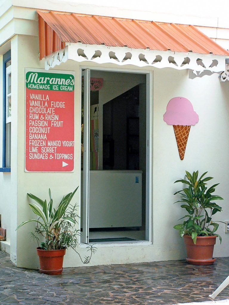 Marannes Grenadines - Best Ice Cream in Caribbean - Coffee Meets Beach
