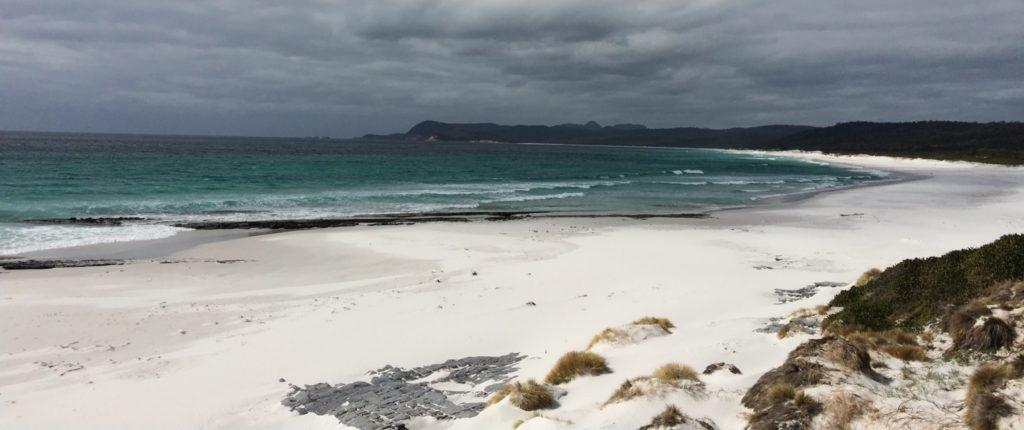 Maria Island - Best Beaches in Tasmania- Coffee Meets Beach